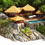 Сейщелы отели 5 звезд, лучший отель Сейшельских островов, отель Fregate Island Private