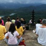 Ашрамы Индии - уединение и обитель отшельников, Индия ашрам Саи Бабы, поездка в ашрам Аммы
